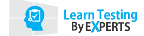 Learn Testing By Experts Logo